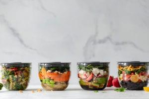 spring meal prep tips