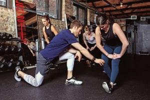 what it's like to be fitness professional coronavirus