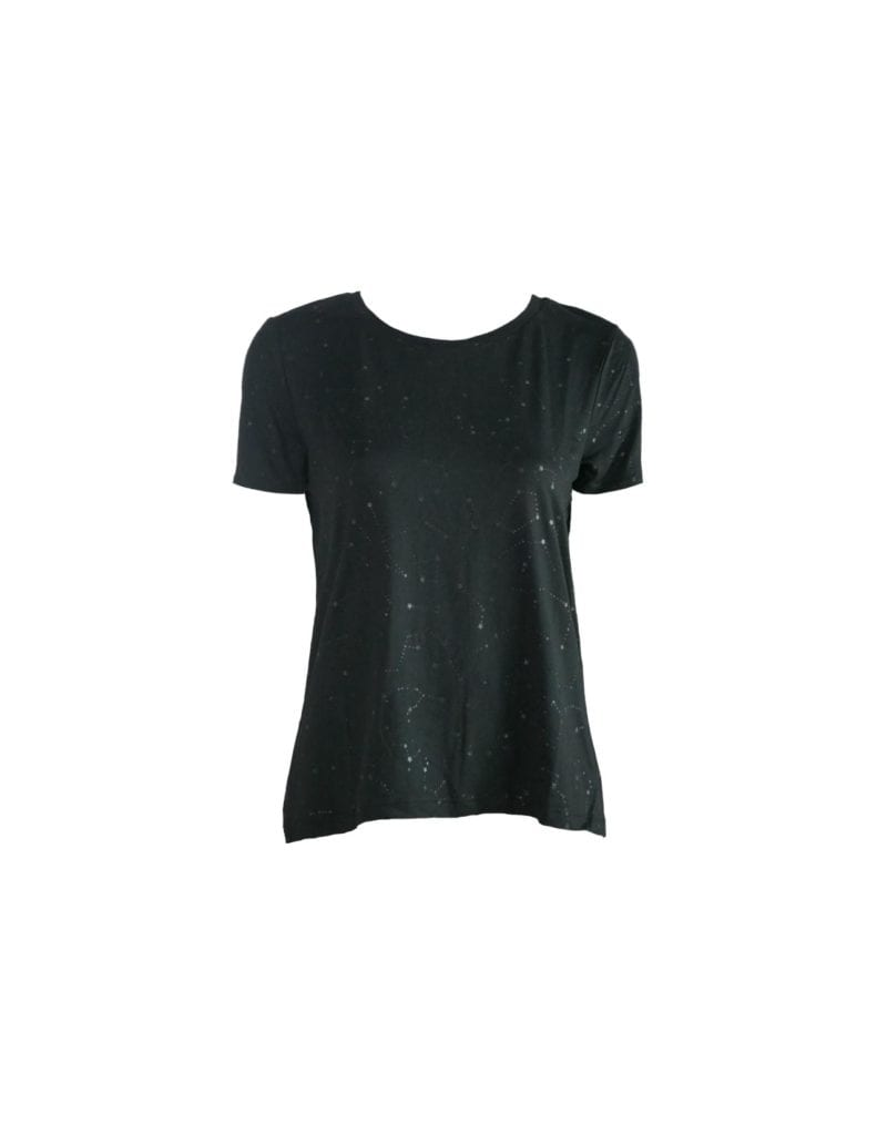 nicole iller high low tee