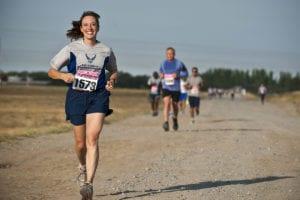 women faster than men ultramarathons