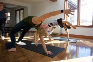 Redefining you - yoga