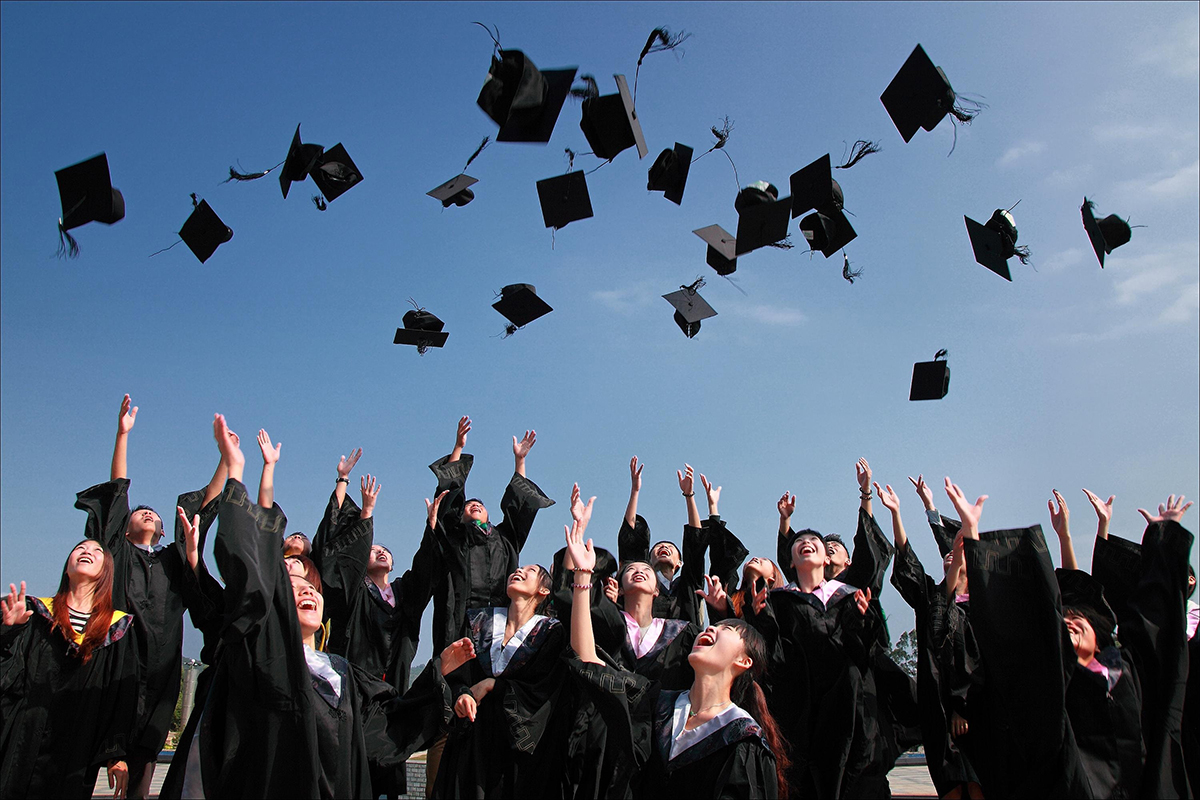 jamie coronavirus graduation