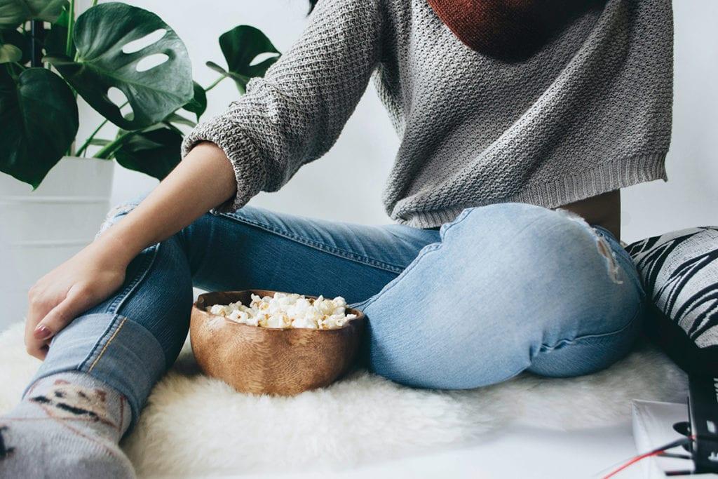 popcorn alternatives