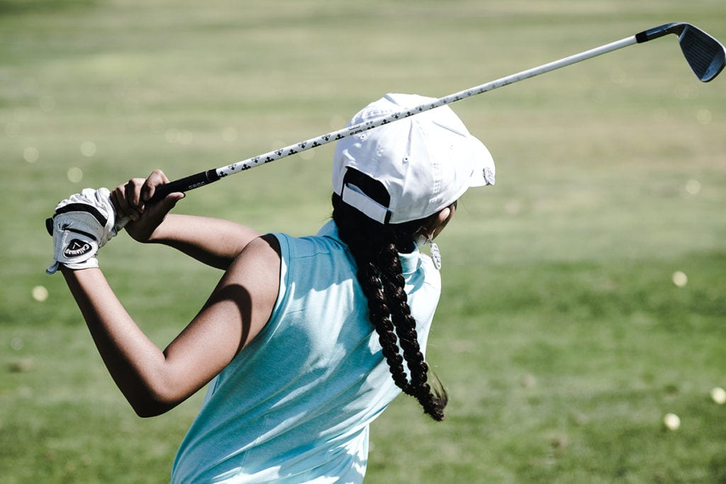beginner's guide to golf