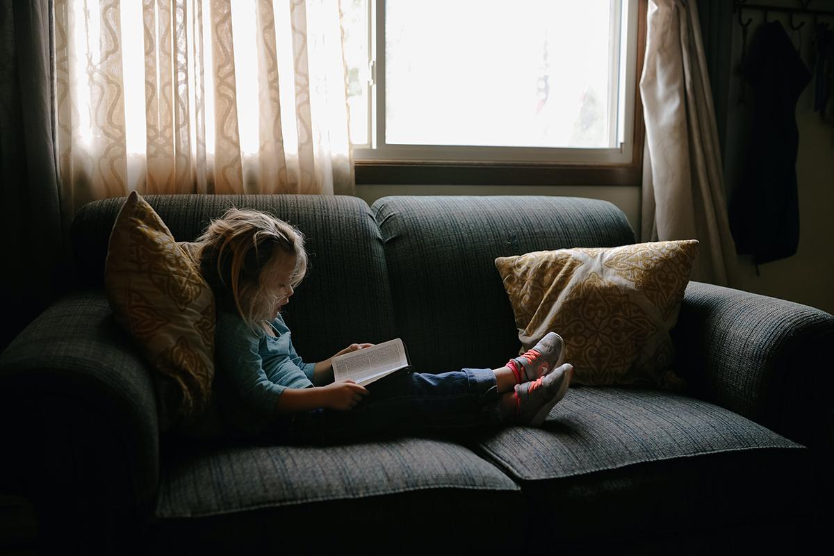 how to help kids adjust