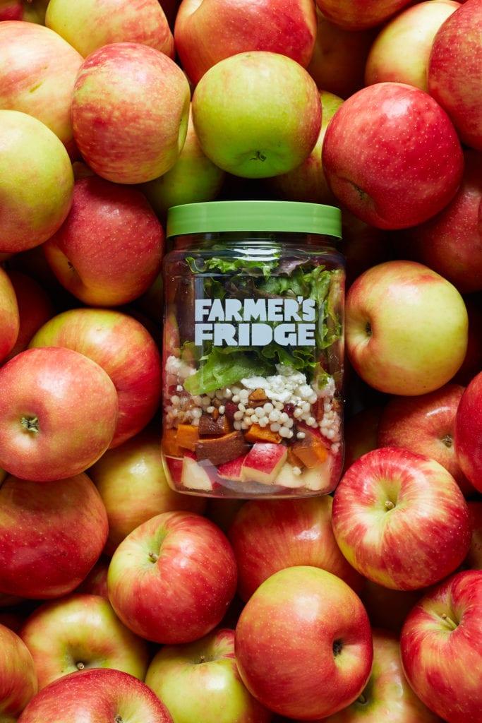 farmer's fridge harvest salad