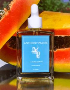 Anthony Pazos Luxury Hair Oil