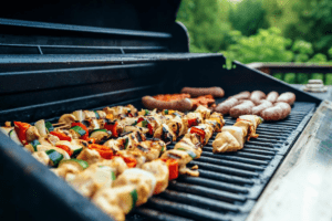 Socially distanced BBQ recipes