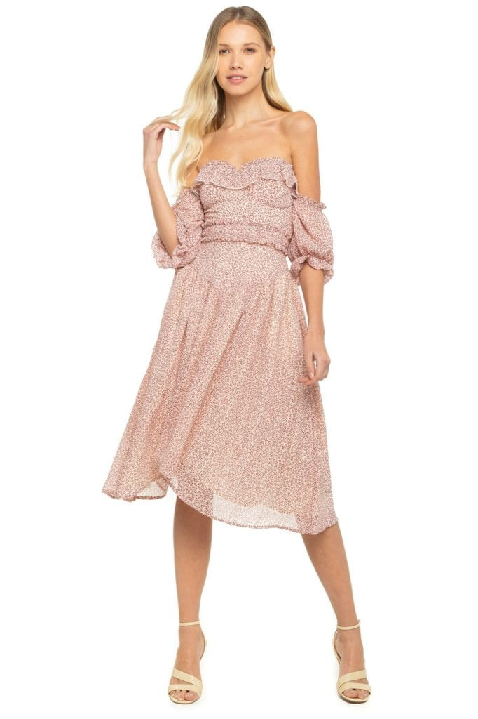 Swirl Boutique Lani The Label Monroe Dress