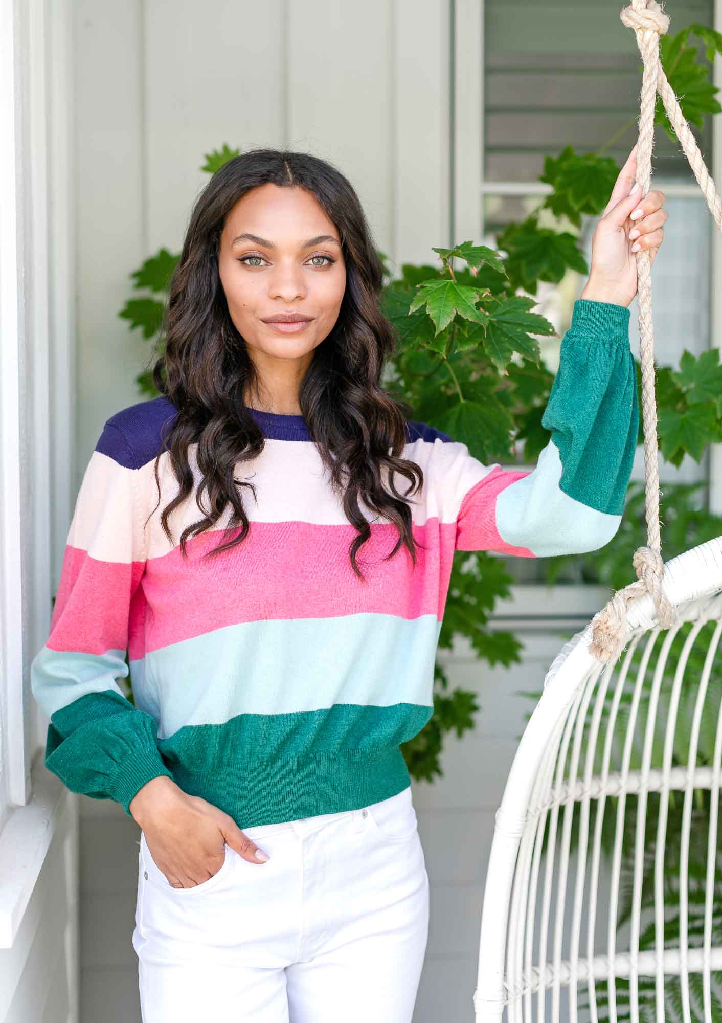 Trovata Stella Sweater from Style Typology
