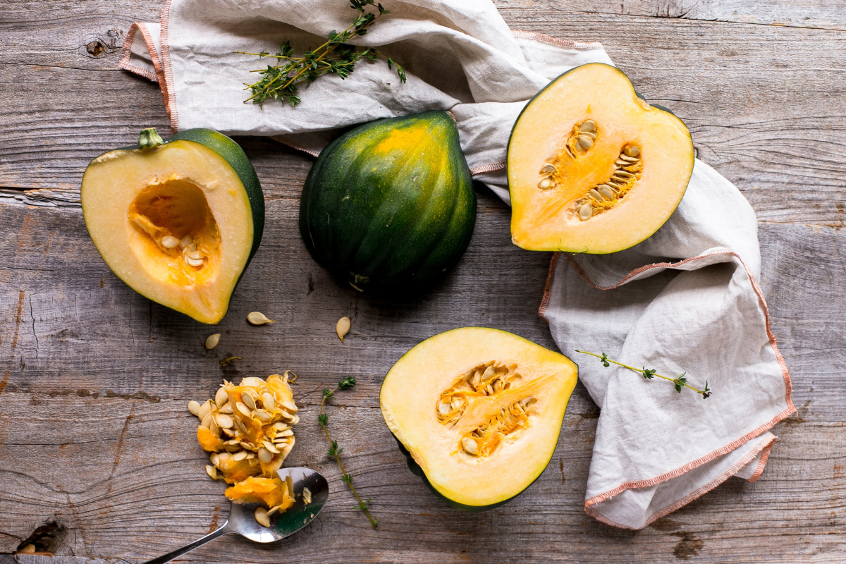 how to cook fall squash