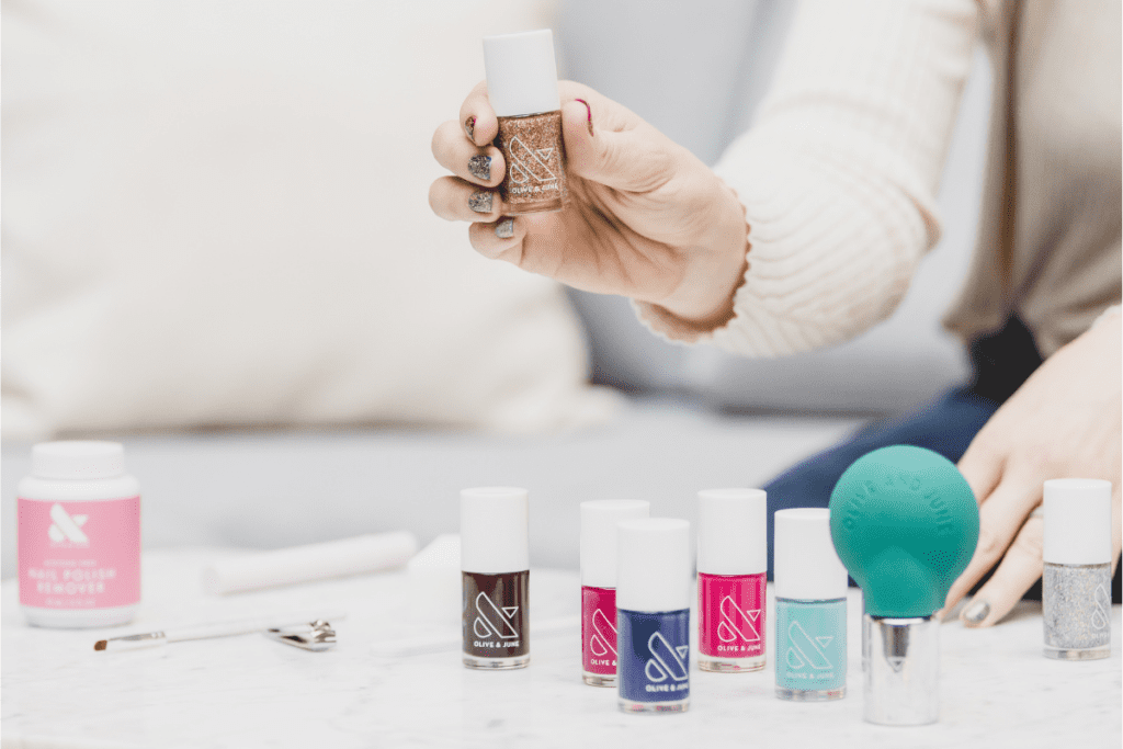 The Mani System Olive & June