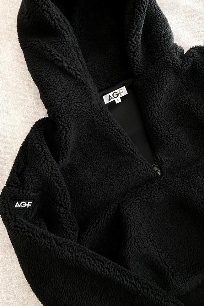 AGF sherpa jacket