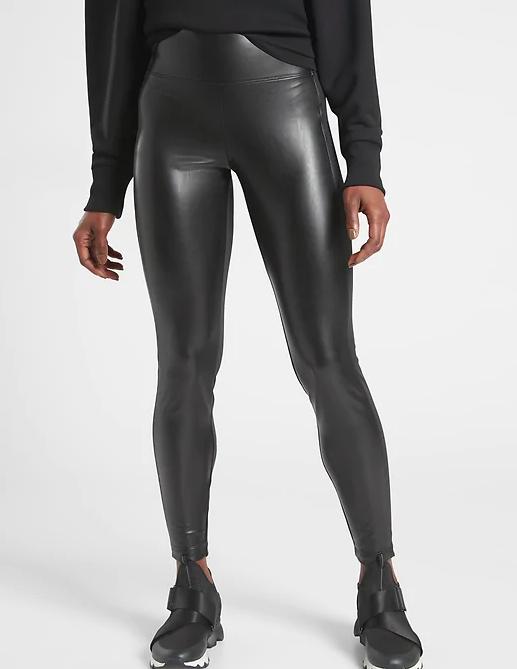 Athleta Gleam tights