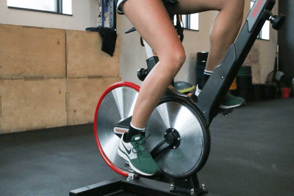indoor cycling seat pain