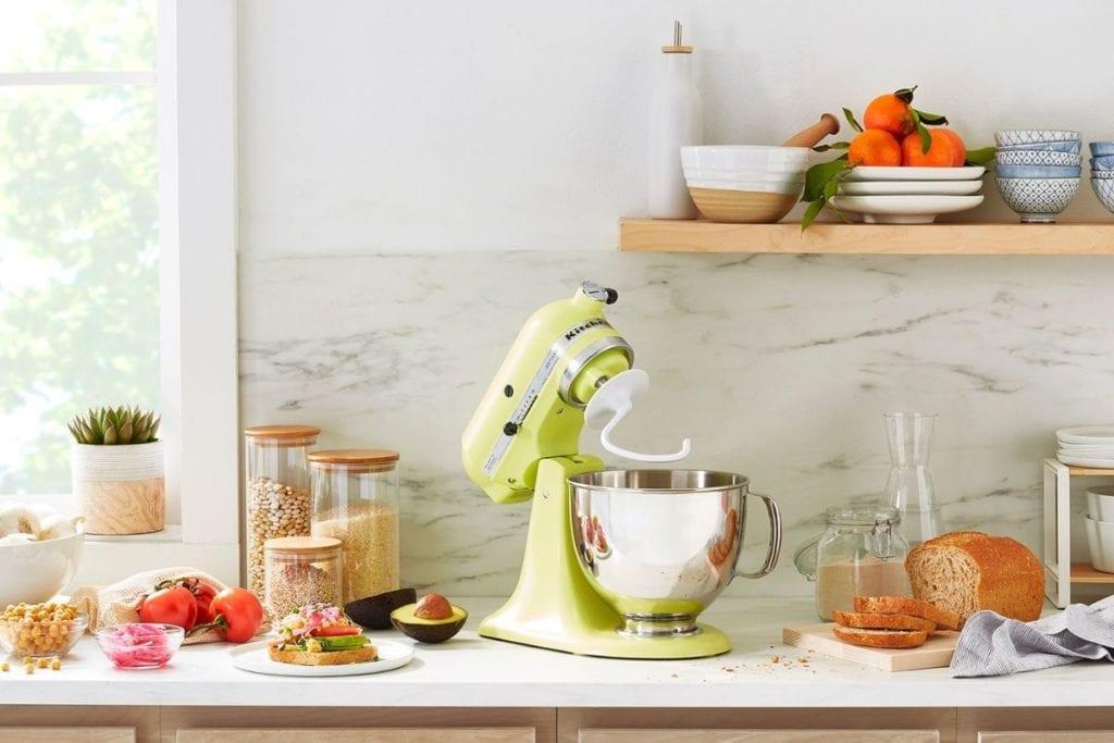 kitchenaid mixer add ons