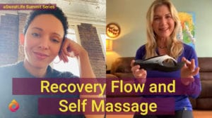 recovery yoga flow