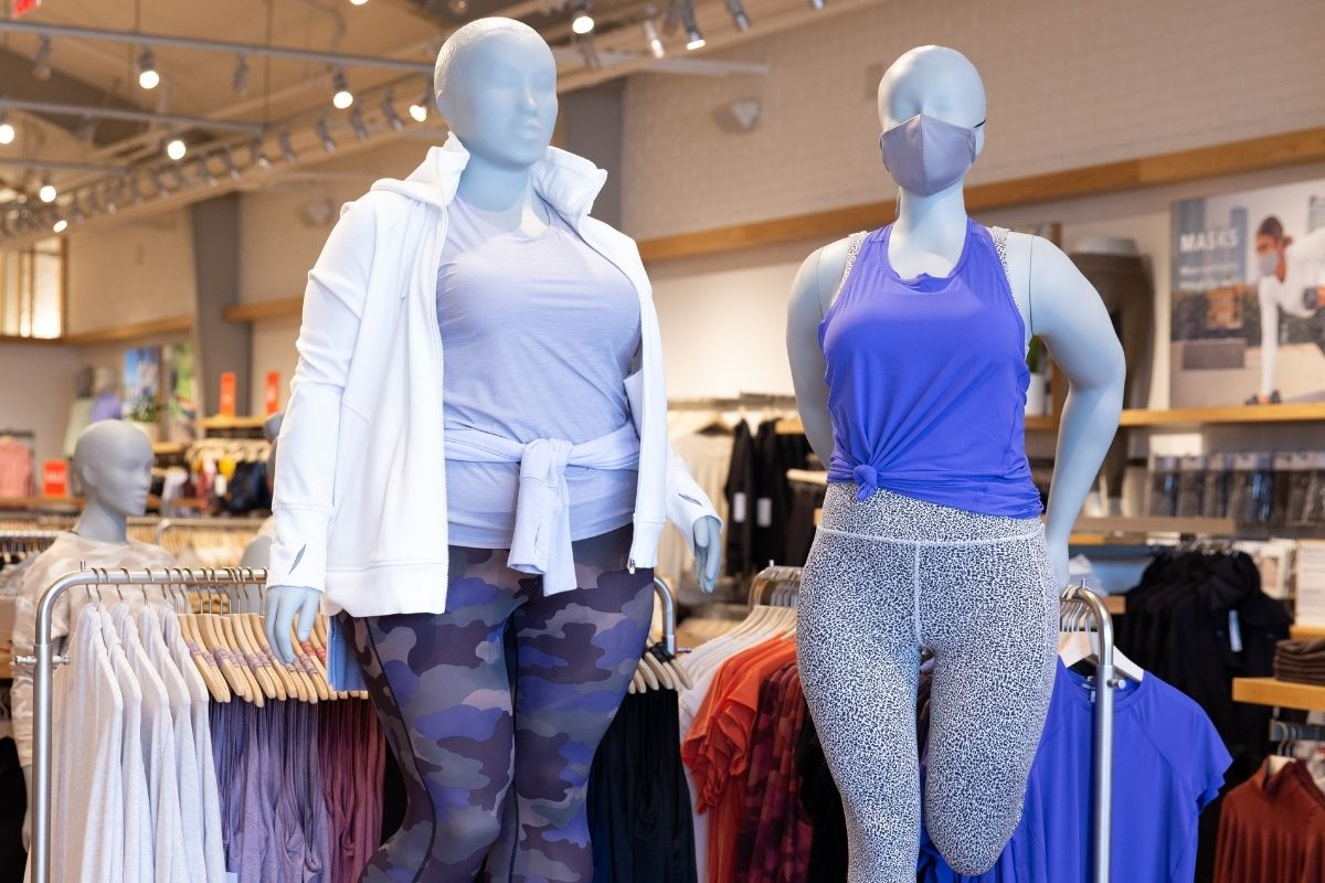 athleta extended sizing