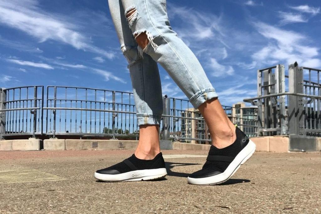 better foot health oofos