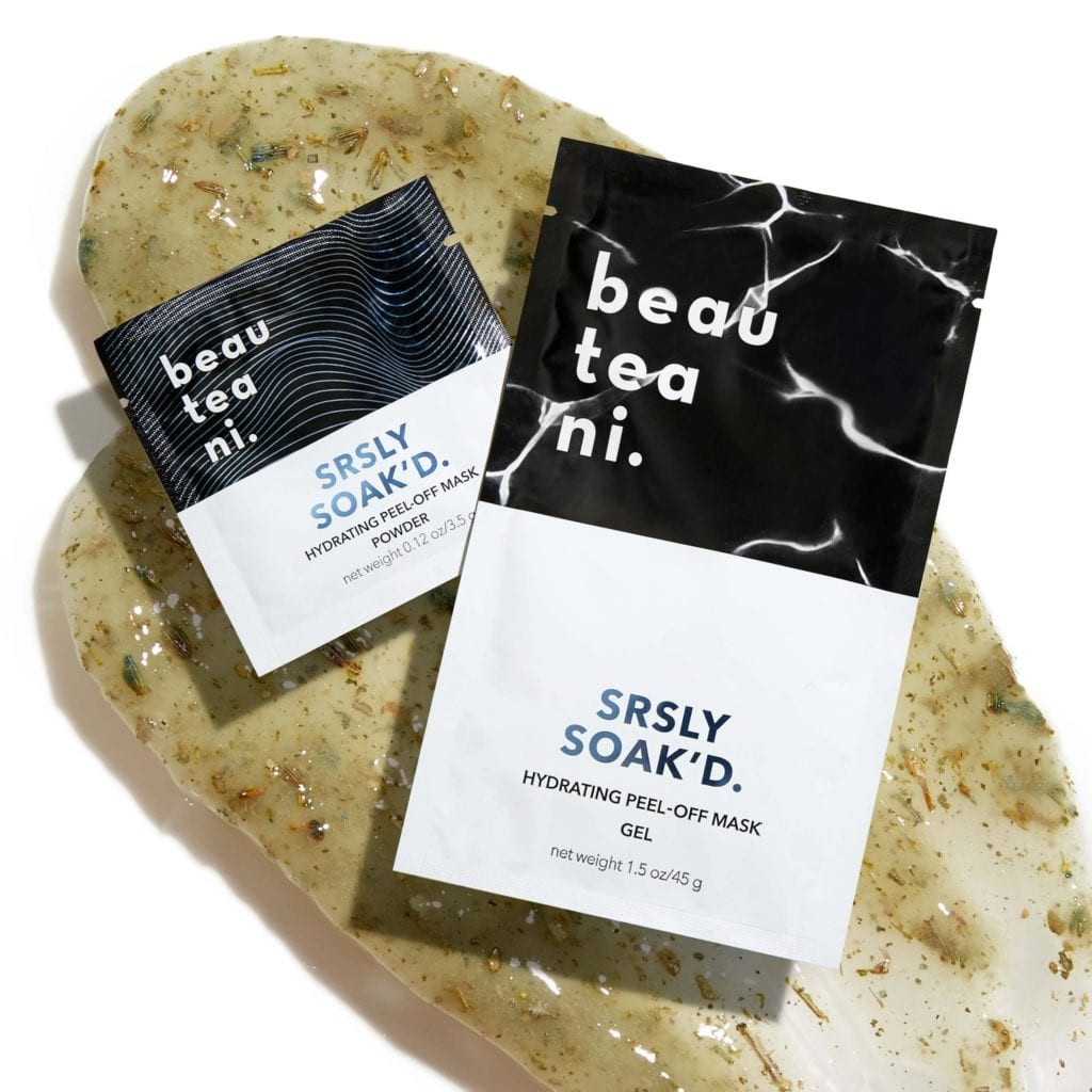 Seriously Soaked Hydrating Peel-Off Mask