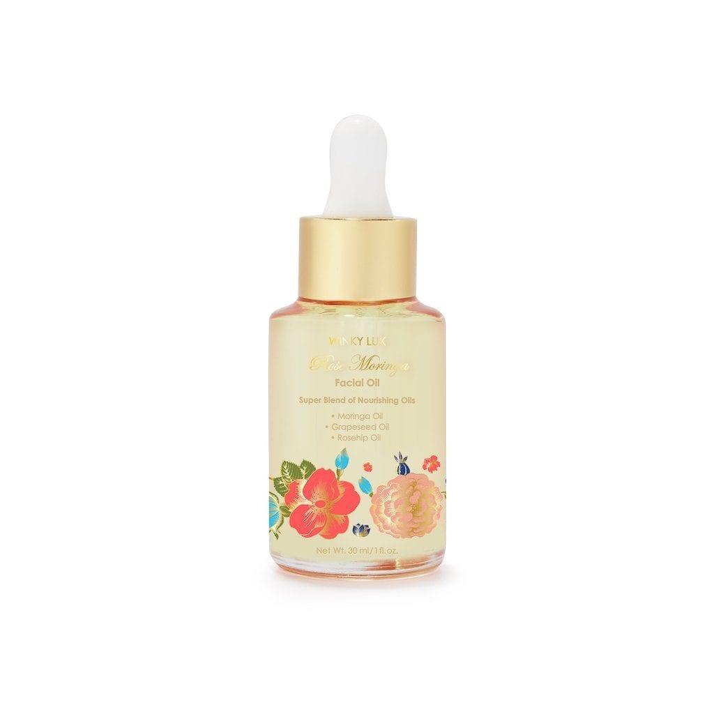 Winky Lux Rose Moringa Facial Oil