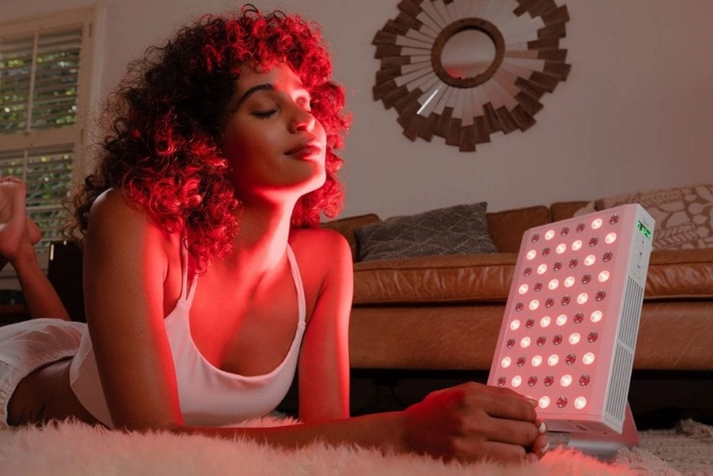 red light therapy devices joovv