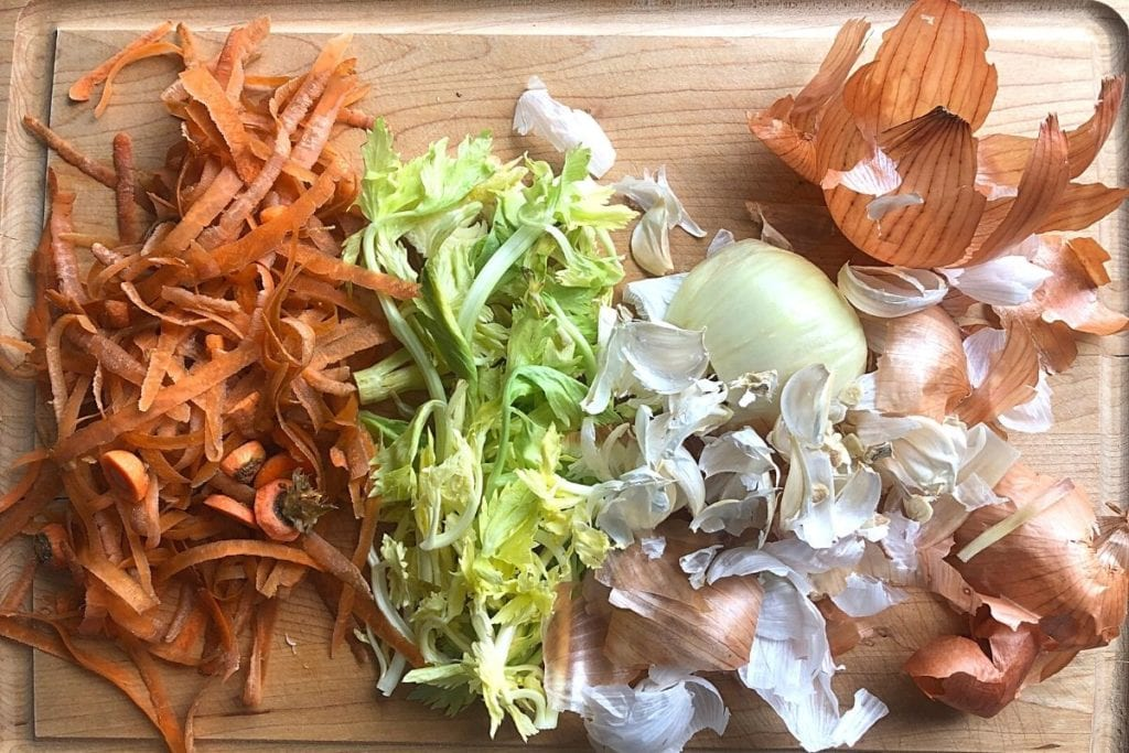 how to cook with leftover scraps