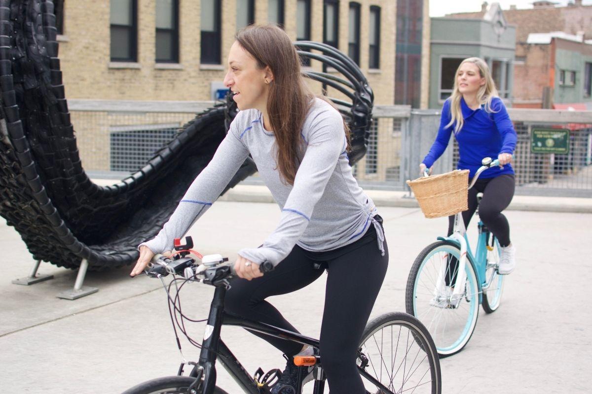 summer biking gear