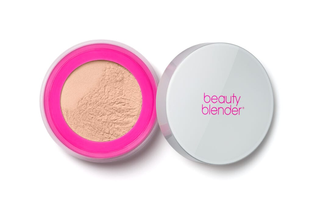 BeautyBlender Bounce Soft Focus Gemstone Setting Powder