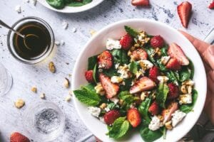 healthy filling salads
