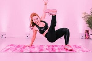 jenna coker jones cardio core tabata workout