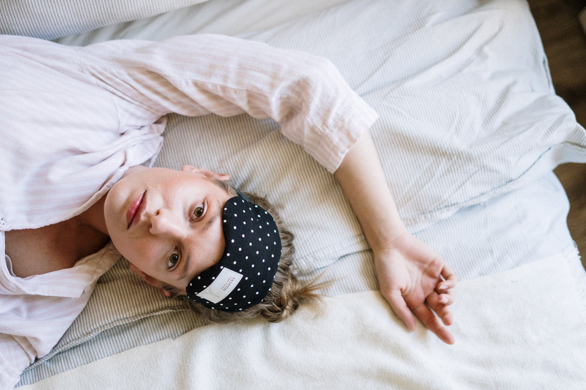 how to fall back asleep