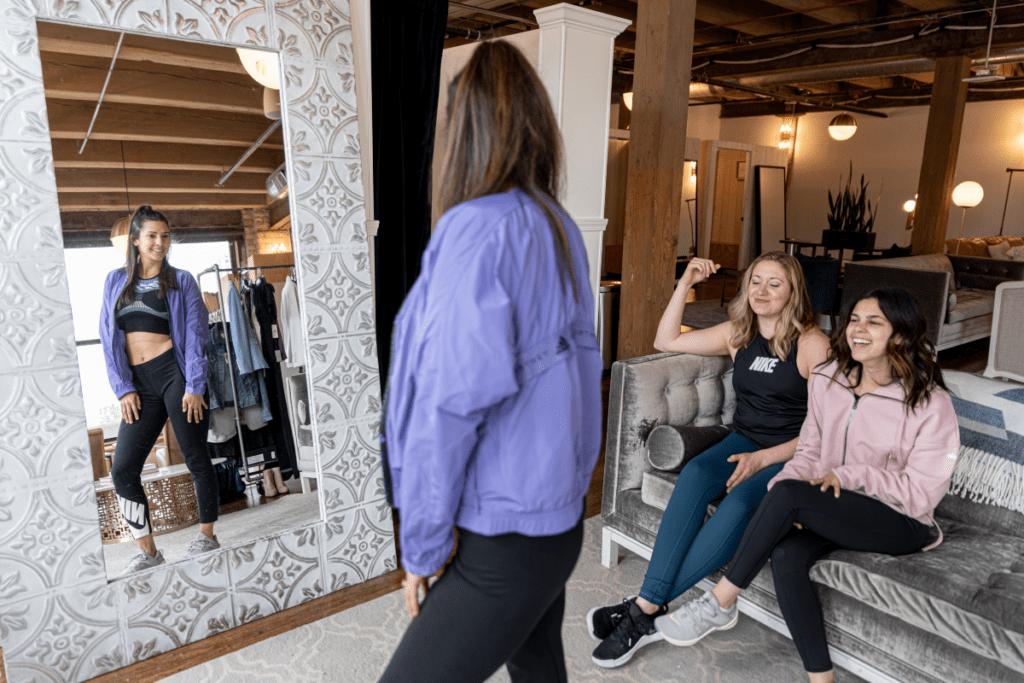 reinventing your wardrobe
