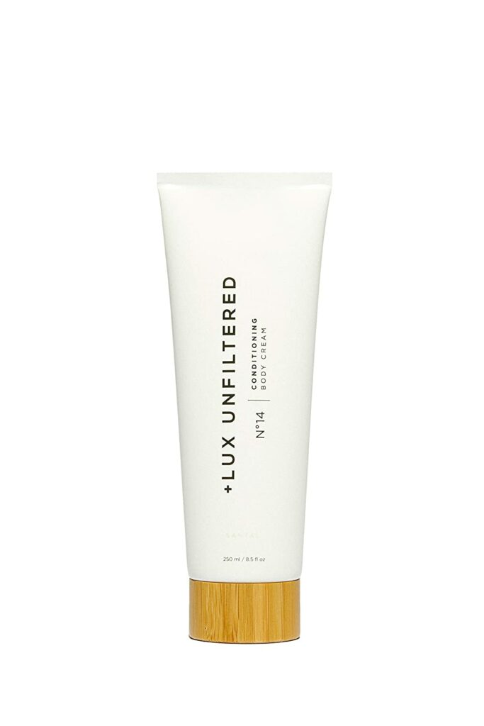 Lux Unfiltered Conditioning Body Cream fall beauty products