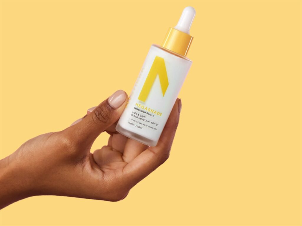 ZitSticka Megashade Sunscreen Serum SPF 50