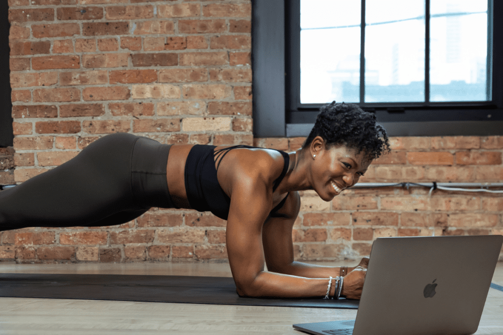 future of at home fitness