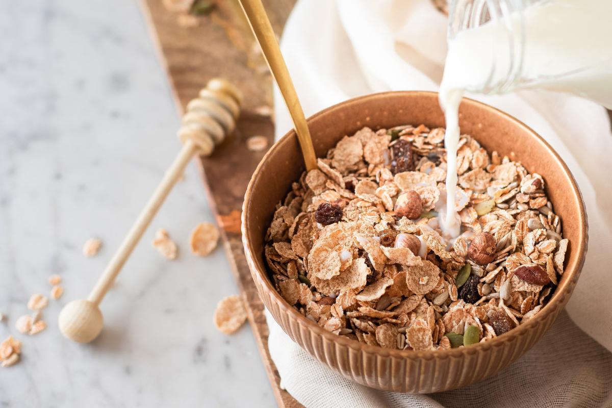 best healthy cereal brands