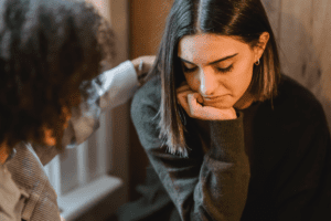 how to support a friend with anxiety